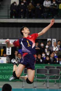 西田有志選手